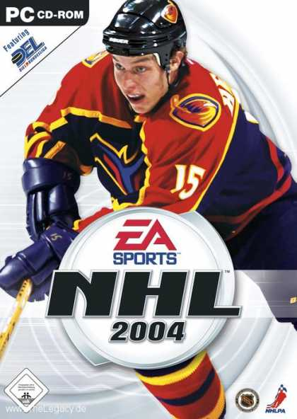 Misc. Games - NHL 2004