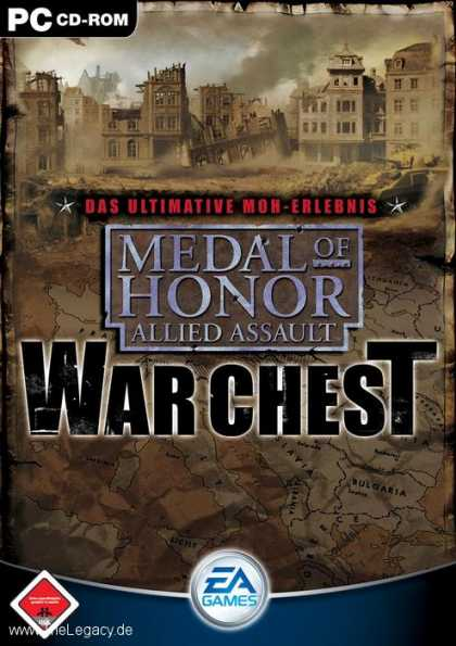 Misc. Games - Medal of Honor - Allied Assault War Chest