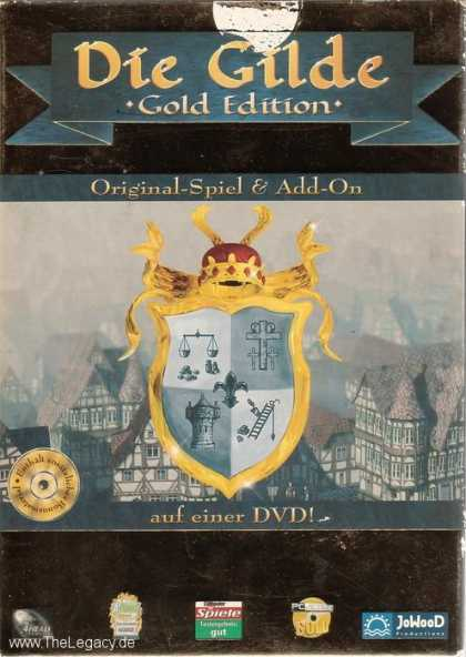 Misc. Games - Gilde, Die - Gold Edition