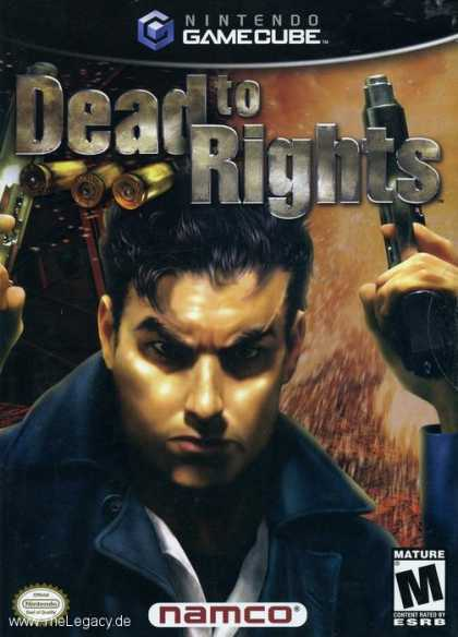 Misc. Games - Dead to Rights