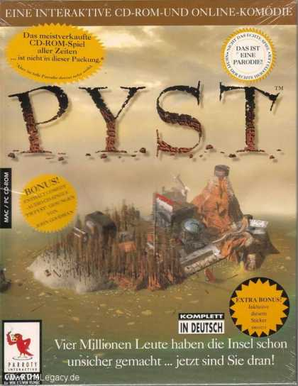Misc. Games - Pyst