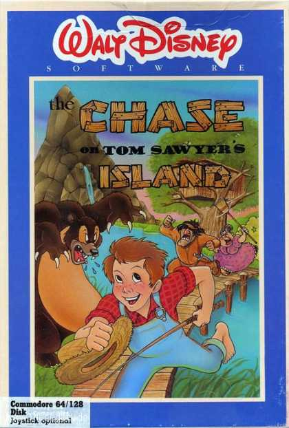Misc. Games - Chase on Tom Sawyer's Island, The