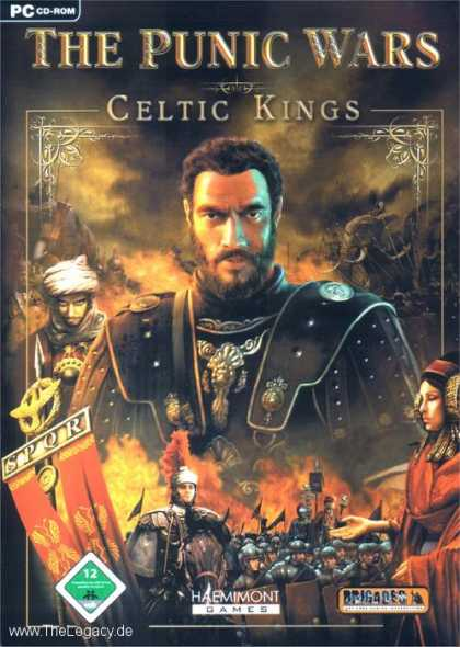 Misc. Games - Celtic Kings: The Punic Wars