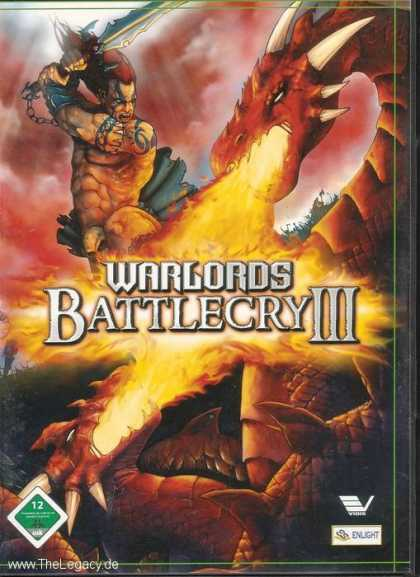 Misc. Games - Warlords Battlecry III