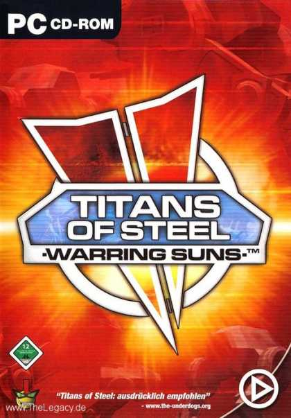 Misc. Games - Titans of Steel: Warring Suns