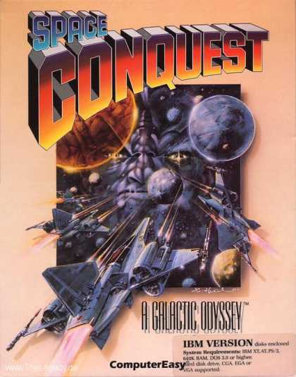 Misc. Games - Space Conquest