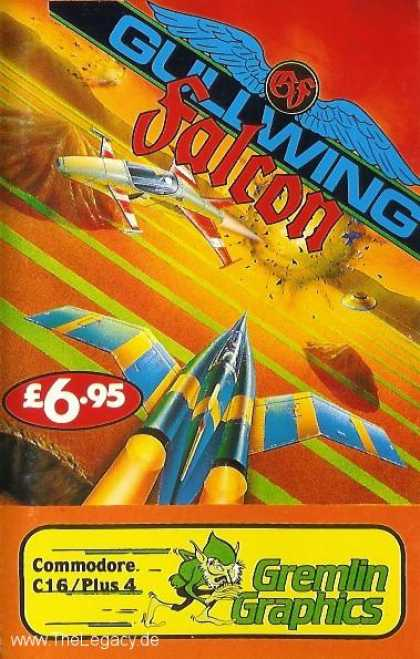 Misc. Games - Gullwing Falcon