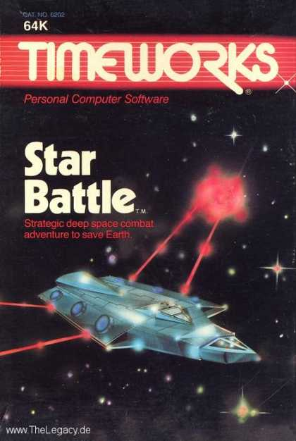 Misc. Games - Star Battle