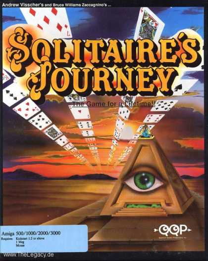 Misc. Games - Solitaire's Journey