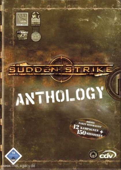 Misc. Games - Sudden Strike Anthology