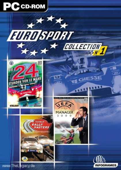 Misc. Games - Eurosport Collection No. 1