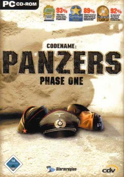Misc. Games - Codename:Panzers: Phase One
