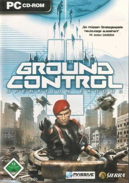 Misc. Games - Ground Control II: Operation Exodus
