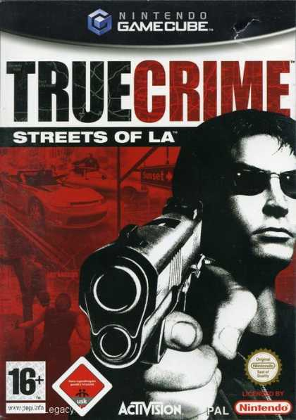Misc. Games - True Crime: Streets of LA