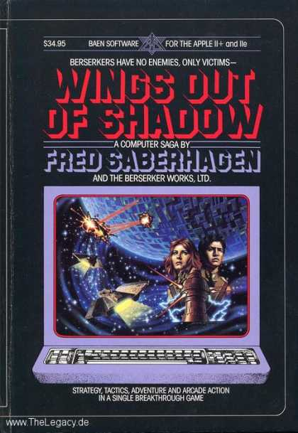 Misc. Games - Wings out of Shadow