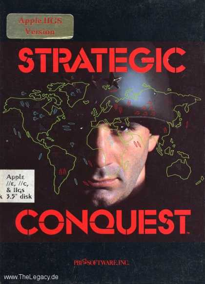 Misc. Games - Strategic Conquest