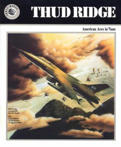Misc. Games - Thud Ridge: American Aces in 'Nam