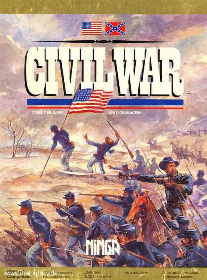 Misc. Games - Civil War