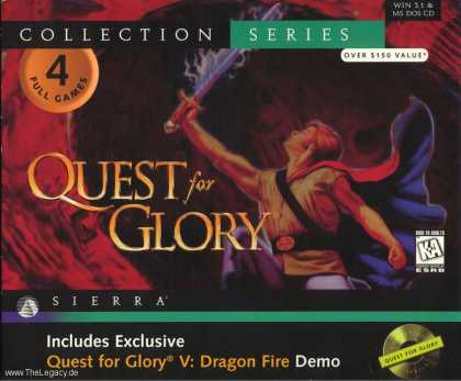 Misc. Games - Quest for Glory Collection Series