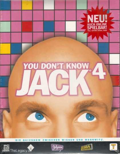 Misc. Games - You don't know Jack 4