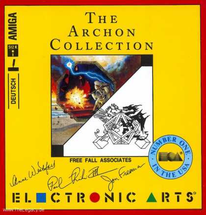 Misc. Games - Archon Collection, The