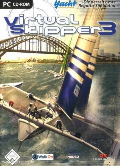 Misc. Games - Virtual Skipper 3