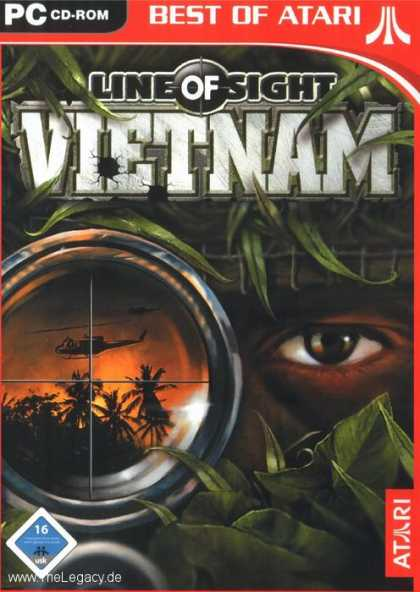 Misc. Games - Line of Sight Vietnam