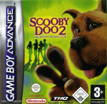 Misc. Games - Scooby-Doo 2