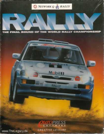 Misc. Games - Network Q RAC Rally