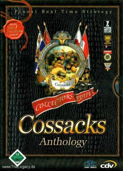 Misc. Games - Cossacks Anthology