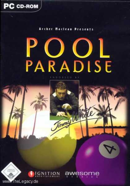 Misc. Games - Pool Paradise