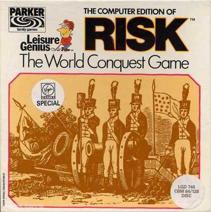 Misc. Games - RISK