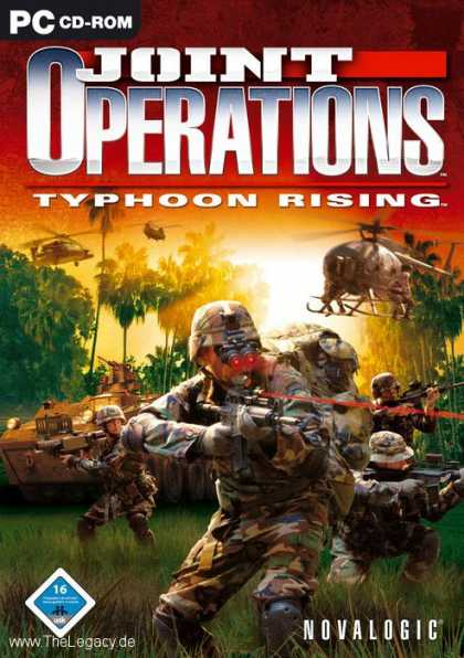 Misc. Games - Joint Operations: Typhoon Rising