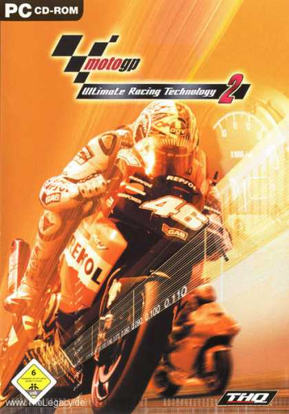 Misc. Games - Moto GP: Ultimate Racing Technology 2