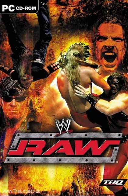 Misc. Games - WWE Raw