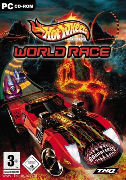 Misc. Games - Hot Wheels: World Race