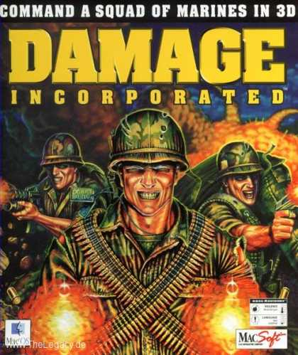 Misc. Games - Damage Incorporated