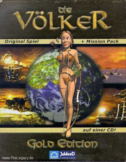 Misc. Games - Völker, Die - Gold Edition
