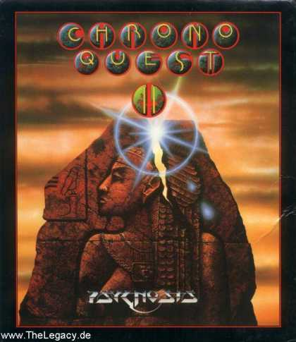 Misc. Games - Chrono Quest II