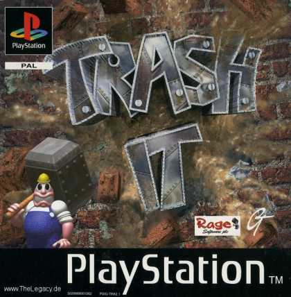 Misc. Games - Trash It