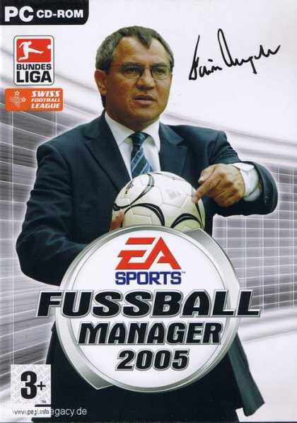Misc. Games - Fussball Manager 2005