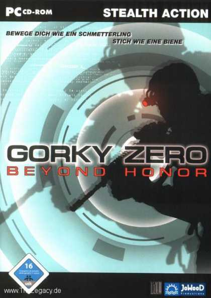 Misc. Games - Gorky Zero: Beyond Honor