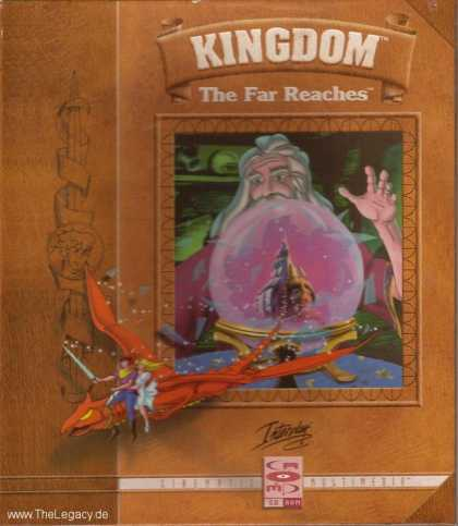 Misc. Games - Kingdom: The Far Reaches
