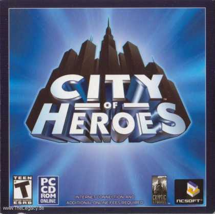 Misc. Games - City of Heroes
