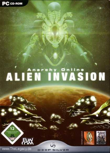 Misc. Games - Anarchy Online: Alien Invasion