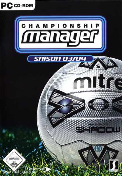 Misc. Games - Championship Manager Season 03/04