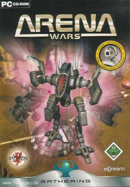 Misc. Games - Arena Wars