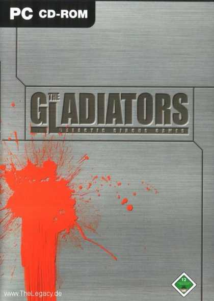 Misc. Games - Gladiators, The: Galactic Circus Games