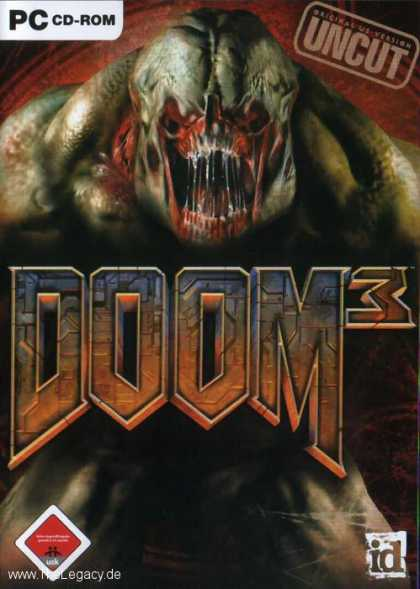 Misc. Games - Doom 3