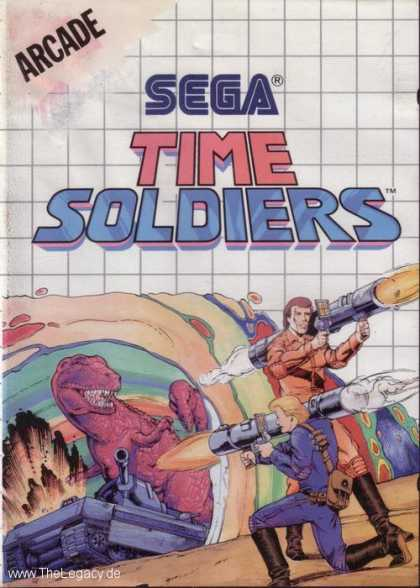 Misc. Games - Time Soldiers